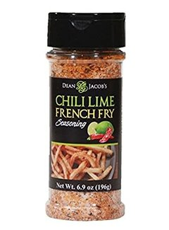 Dean Jacob's Chili Lime French Fry Seasoning