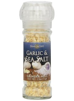 Dean Jacob's Garlic/Sea Salt Grinder
