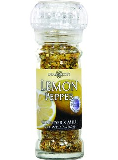 Dean Jacob's Lemon Pepper Grinder