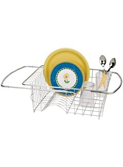 Better Houseware Over the Sink, Adjustable Dish Drainer