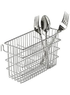 Better Houseware Wire Cutlery Basket - Chrome