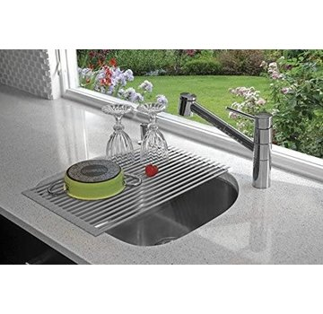 Better Houseware Over-the-Sink Roll-Up Drying Mat