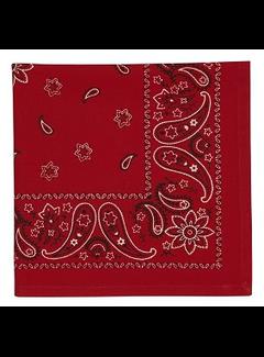 DII Red Bandana Print Napkin