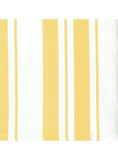 Daffodial Cotton Stripe Dish Cloth - Set of 2