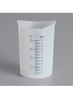 ISI Mini Silicone Measuring Cup - 2 oz
