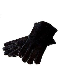 Lodge Leather Glove, Black