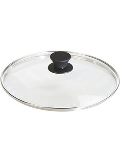 Lodge Tempered Glass Lid, 10.25""