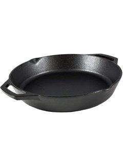 "Lodge Cast Iron Dual Handle Pan, 12"""