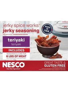 Nesco Jerky Seasoning, Teriyaki
