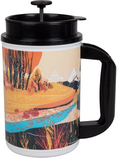 Planetary Design Big Sky Bistro French Press Mug Autumn
