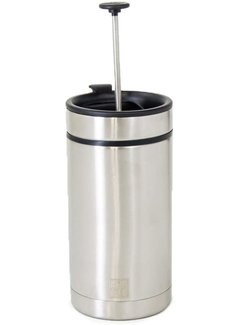 Planetary Design Steel Toe French Press Mug 20oz w/Bru Stop