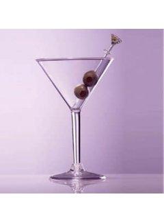 Prodyne 8 oz Martini, Acrylic