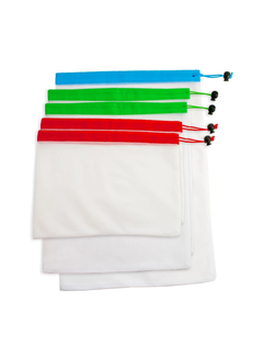 Port-Style Produce Bags, 5 PC Set