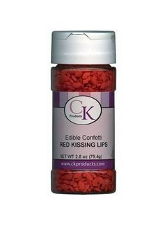 CK Products Kissing Lips Red, 2.6 Oz.