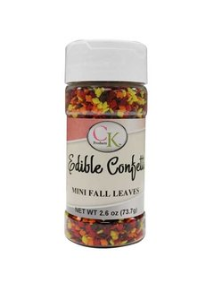 CK Products Mini Fall Leaves, 2.6 Oz.