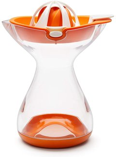 Chef'n Juicester™ XL 2-in-1 Citrus Juicer - Apricot