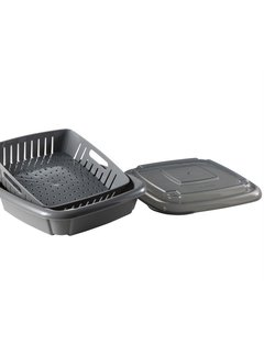Hutzler Bitty Berry Box - Grey