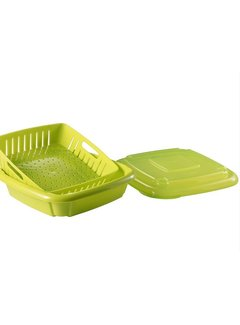 Hutzler Bitty Berry Box - Green