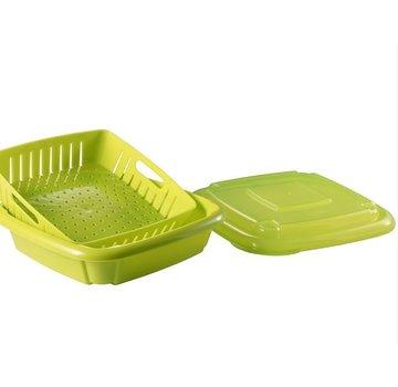 Hutzler Bitty Berry Box - Green