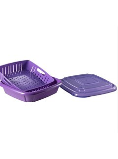 Hutzler Bitty Berry Box - Purple