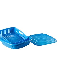 Hutzler Bitty Berry Box - Blue