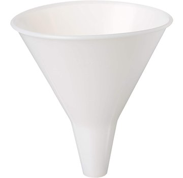Hutzler Wide Neck  Funnel - Plastic 32 oz