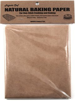 "Majestic Chef Natural Baking Paper 12 x 16"" - 6 pc"