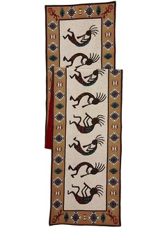 Kokopelli Table Runner