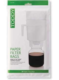 Toddy Cold Brew Paper Filter 20-PK
