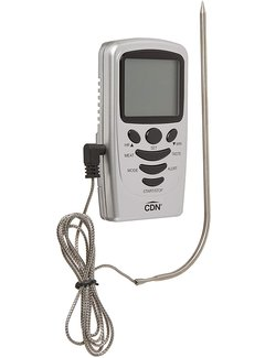 CDN Programmable Probe Thermometer/Timer