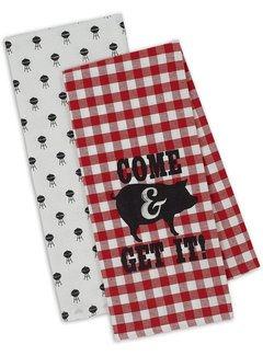 DII BBQ Towel Set
