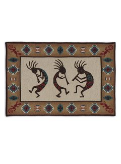 Kokopelli Tapestry Placemat