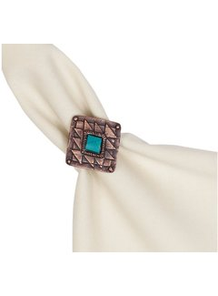 DII Southwest Napkin Ring
