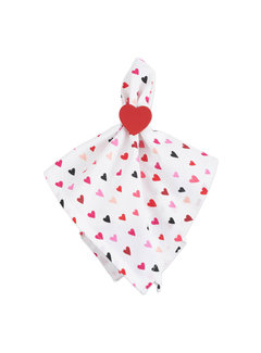 DII Confetti Heart Print Napkin