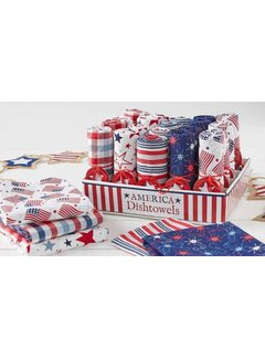 DII 4th of July Flour Sack Towel