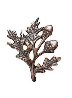 DII Acorn Oak Napkin Ring