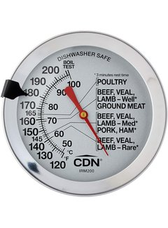 CDN ProAccurate® Meat/Poultry Ovenproof Thermometer