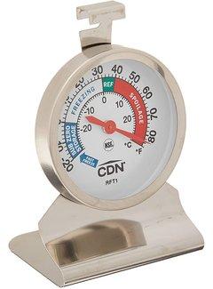CDN ProAccurate® Heavy Duty Refrigerator/Freezer Thermometer