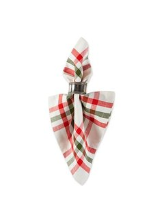 Nutcracker Plaid Napkin