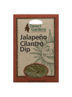 Desert Gardens Jalapeno & Cilantro Dip