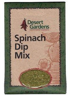 Desert Gardens Spinach Dip Mix