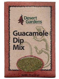 Desert Gardens Guacamole Dip Mix