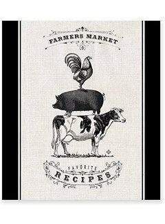 Brownlow Gifts Farmers Market Recipe Binder