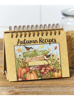 Brownlow Gifts Autumn Recipe Easel