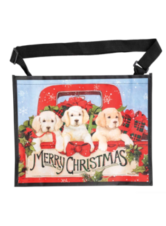 Brownlow Gifts Puppies Tote Bag