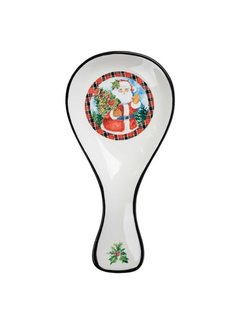 Brownlow Gifts Santa Spoon Rest