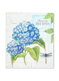 Brownlow Gifts Hydrangea Binder