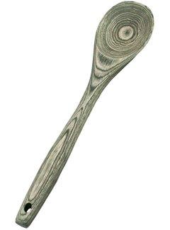 Island Bamboo Black Pakka Spoon