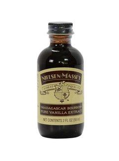 Nielsen Massey Madagascar Bourbon Vanilla 2oz.