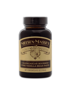 Nielsen Massey Madagascar Bourbon Vanilla Bean Paste 4oz.